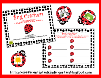 Butterflies are in Bloom!! So of course, I have a differentiated BUTTERFLY FREEBIE for you.