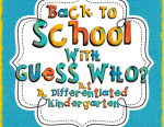 Back To School With Guess Who?