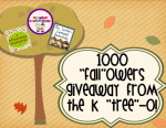 "It's a K ""tree-O"" giveaway!"