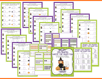Differentiated Math Can Be SPOOKY FUN!