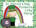 Getting ready for some St. Patrick's Day fun . . . and a freebie!