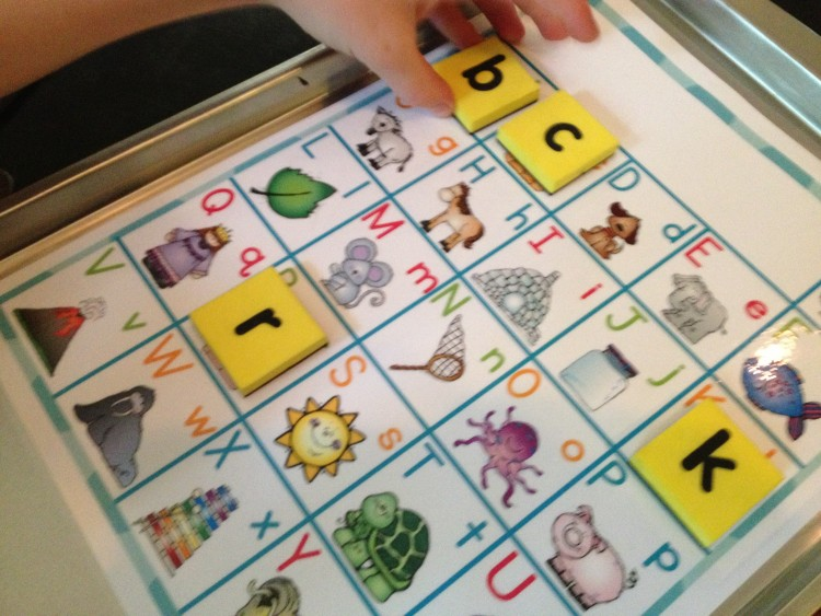 The Next Step In Guided Reading. Activities especially for kindergarten.