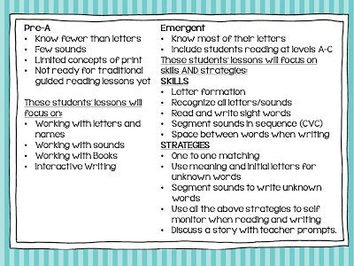 The Next Step in Guided Reading-Book Study especially for kindergarten.