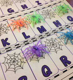 A last minute Halloween Freebie to get them moving.