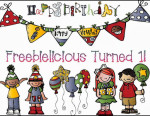 Happy Birthday Freebielicious!!!!