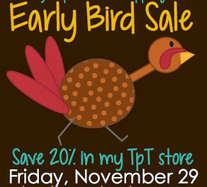 The Early Bird Gets A Friday Sale