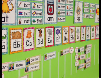 Differentiating Word Family Study