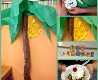 Top Bananas- Letter Fluency Success The Fun Way and a Party