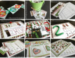 Visual Plans for Differentiated and Aligned Holiday Math Stations Galore and . . . a heck of a sale to boot.