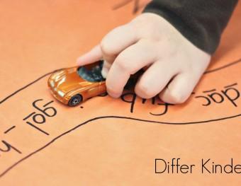 Differentiated Kindergarten Nonsense Word Fun and Freebies!