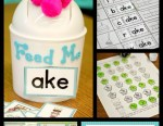 More Differentiated Word Family Word Work With CVCe Words and a Giveaway!