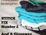 Stitch Fix Number 2 And A Giveaway!
