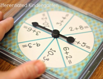 A New Spin on Differentiated Instruction