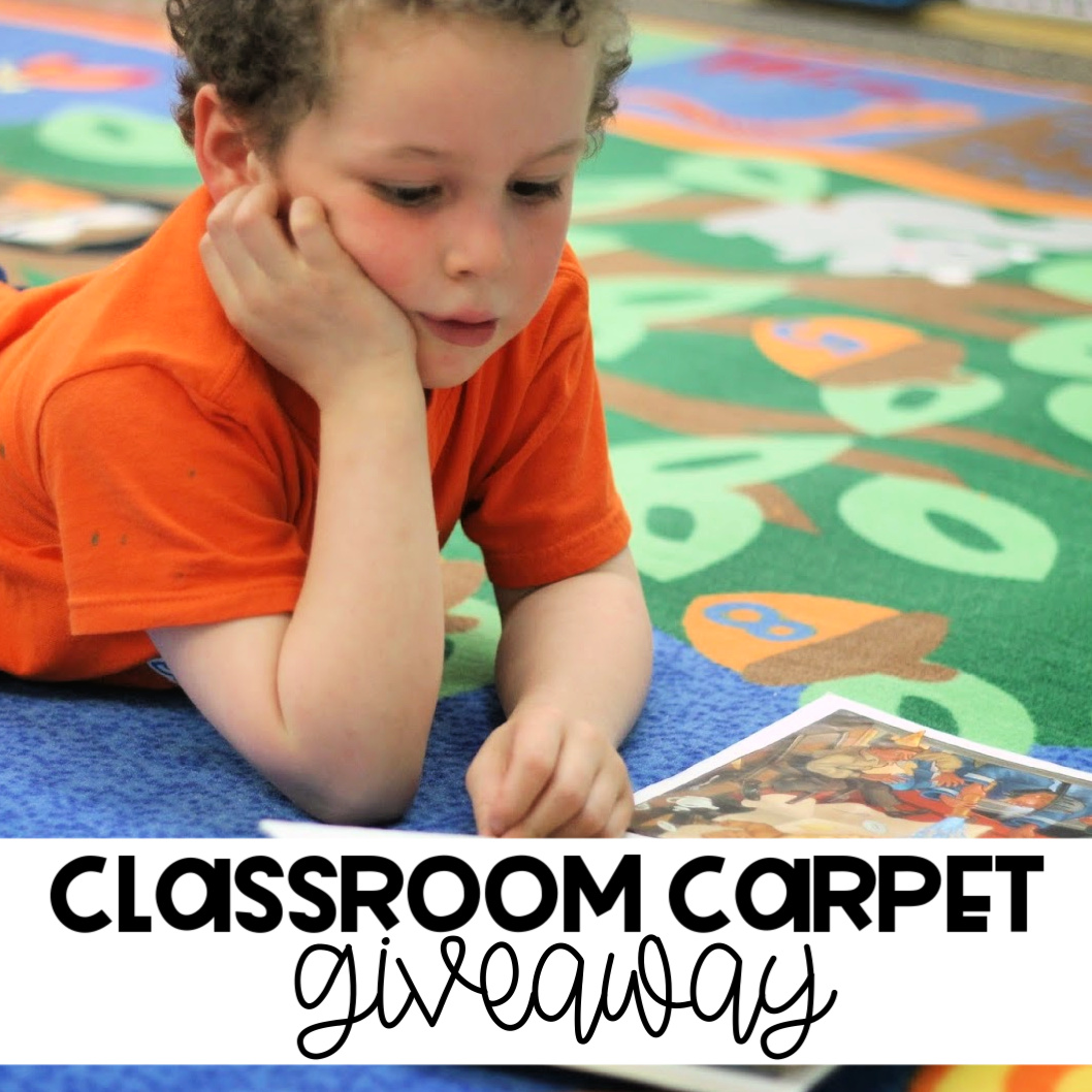 Who Wants To Win A Classroom Rug