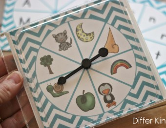 Differentiated Spinners Revisited and a Giveaway!