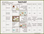 December's Visual Math Station Plans and a Cyber Sale-abration