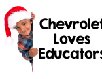 Happy Holidays With A $200 Gift Towards Donor Choose!