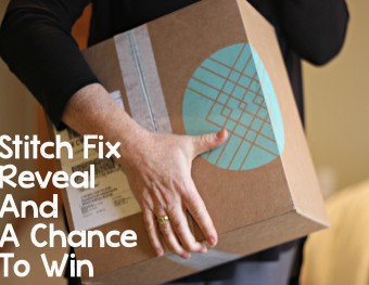Merry Stitch Fix And A Giveaway For You!