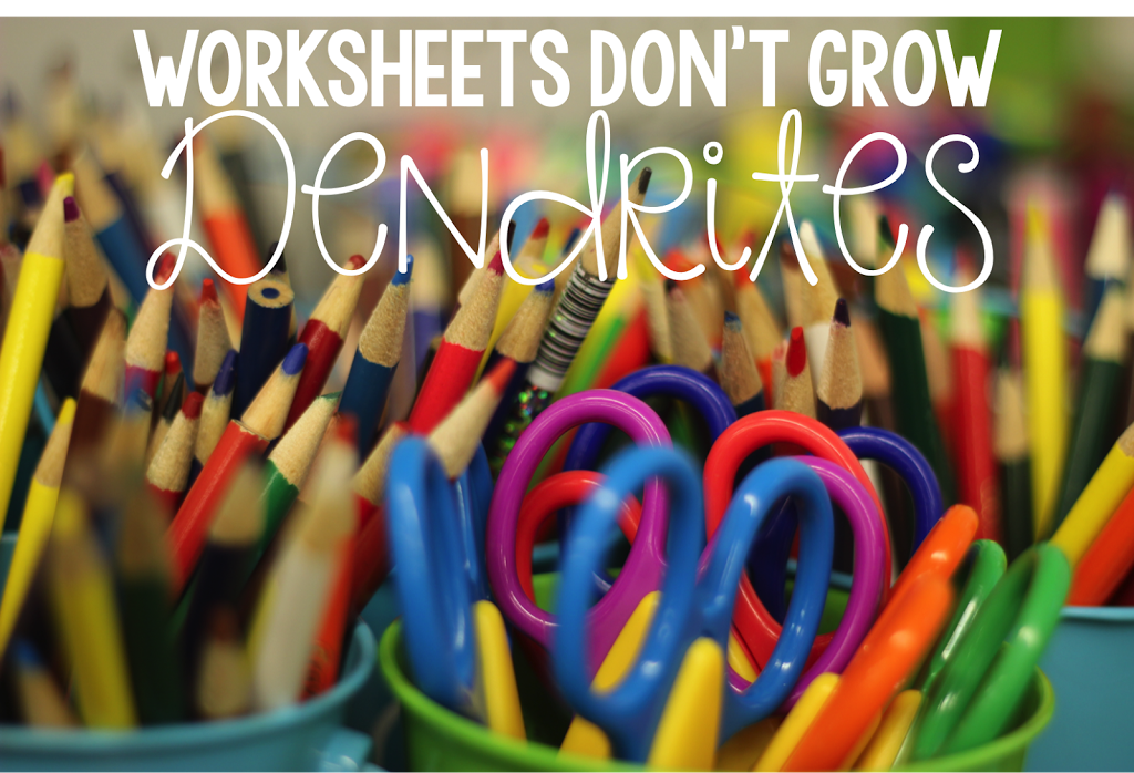 Worksheet Worksheets Don T Grow Dendrites worksheets dont grow dendrites chapters 1 and 2 bookstudy differentiated kindergarten