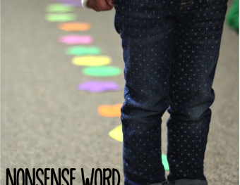 Nonsense Word Play for a Rainy Day