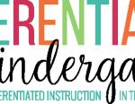 The New Look Of Differentiated Kindergarten