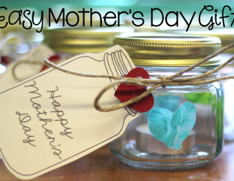 Last Minute Mother's Day Gifts and a Freebie to Help