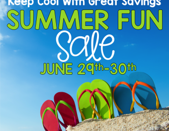 A Summer Fun Sale-Grab A Bundle or Two