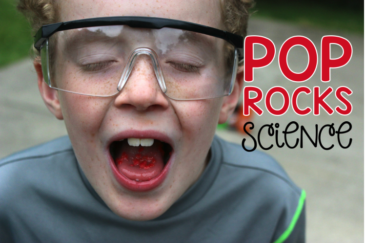 Pop Rock Science