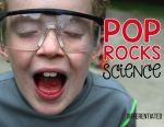 POP ROCKS Science!  It's Differentiated Fun!