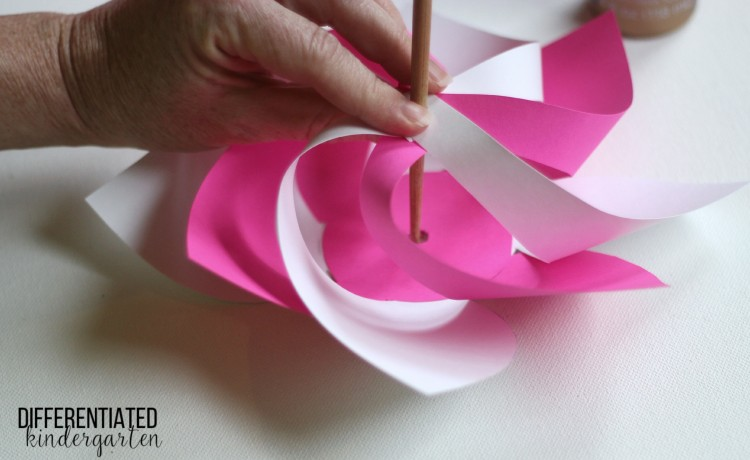 #25daysofcolor astrobrights pinwheels