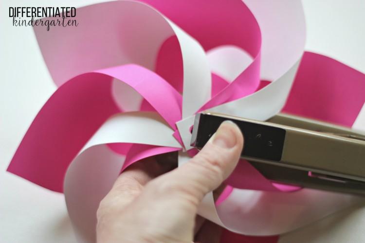#25daysofcolor pinwheels