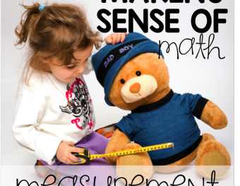 Making Sense of Math-Measurement