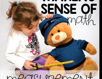 Making Sense of Math-Measurement