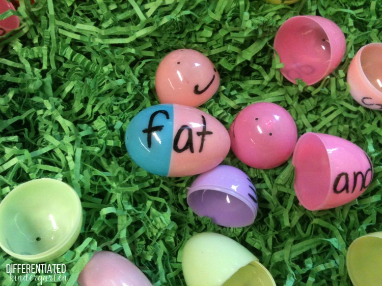 A Year of EASY Sensory Table Fillers and Activities-Differentiated Kindergarten