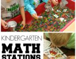 The Reality of The First Day of Math Stations
