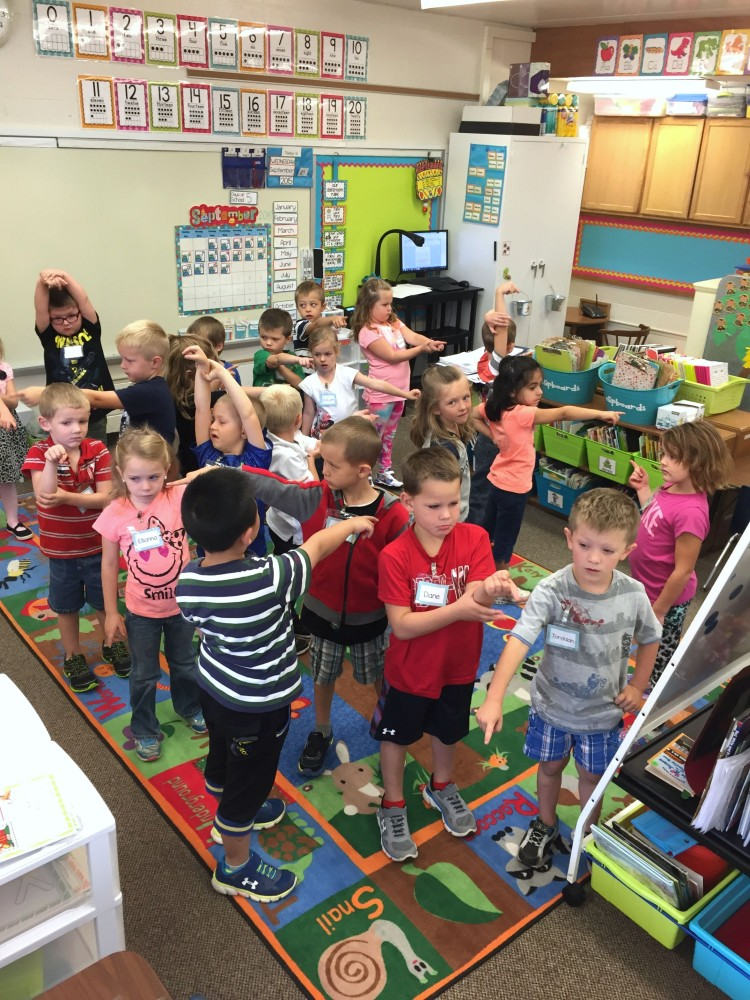 The reality of the first days of Daily 5 in my kindergarten classroom.
