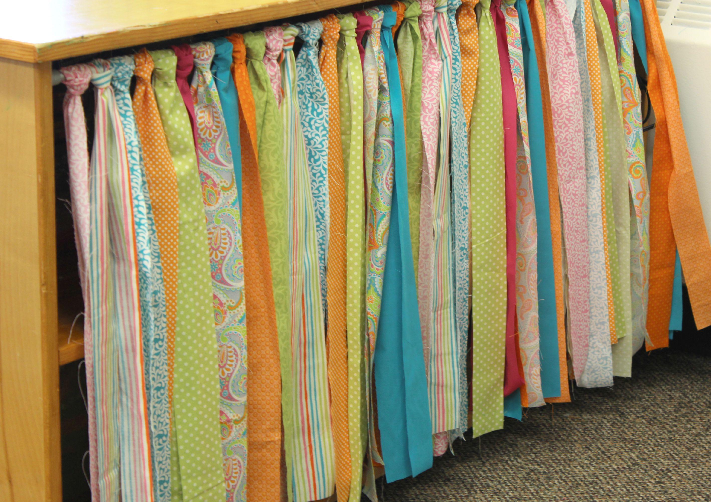 No Sew Table Skirt Tutorial Differentiated Kindergarten