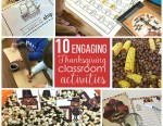 10 Engaging Thanksgiving Classroom Activities