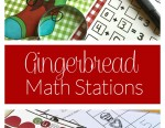 Gingerbread Men Love Math