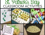 St. Patrick's Day Ideas For Your Classroom