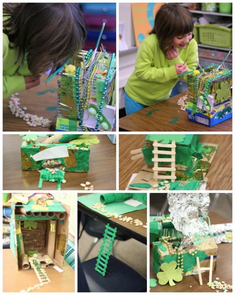 St. Patrick's Day Classroom Activities
