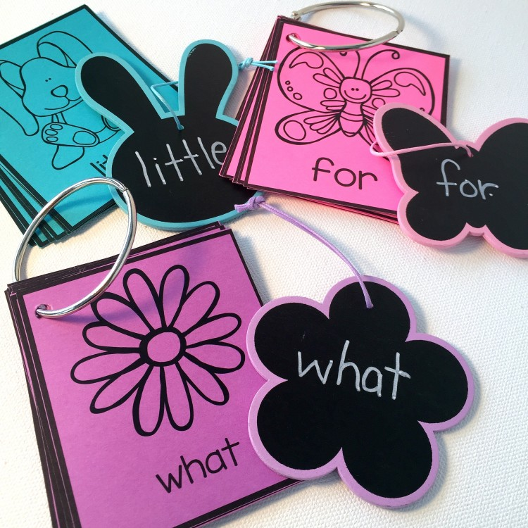 spring sight word freebie