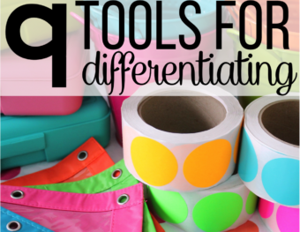 9 Tools for Differentiating