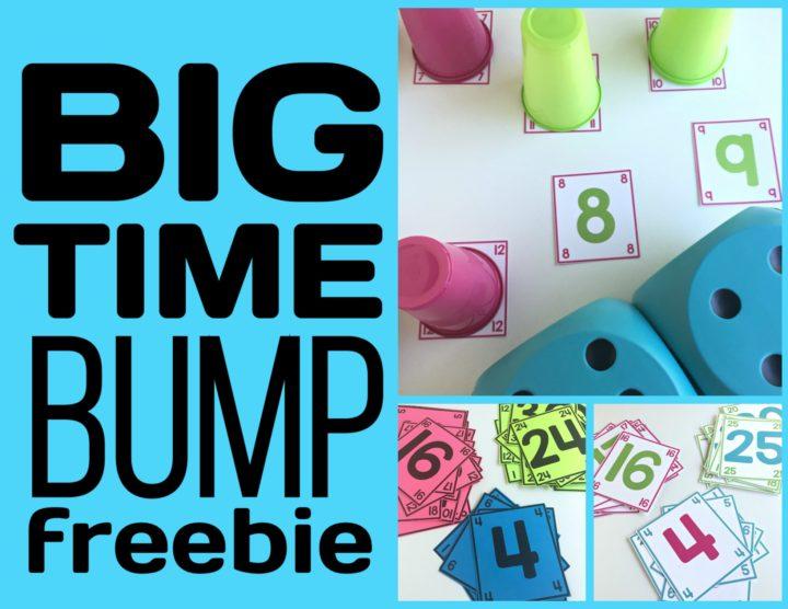 bigtime bump button