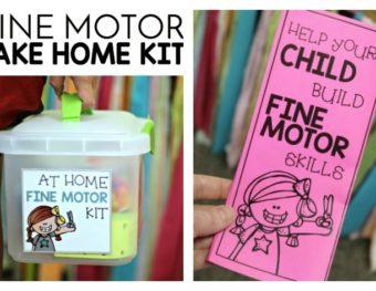 Fine Motor Home Kits