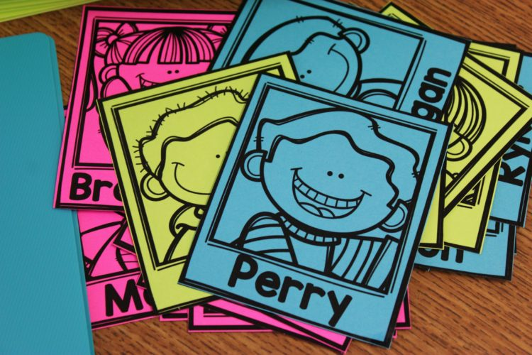 Back To School Notebook labels