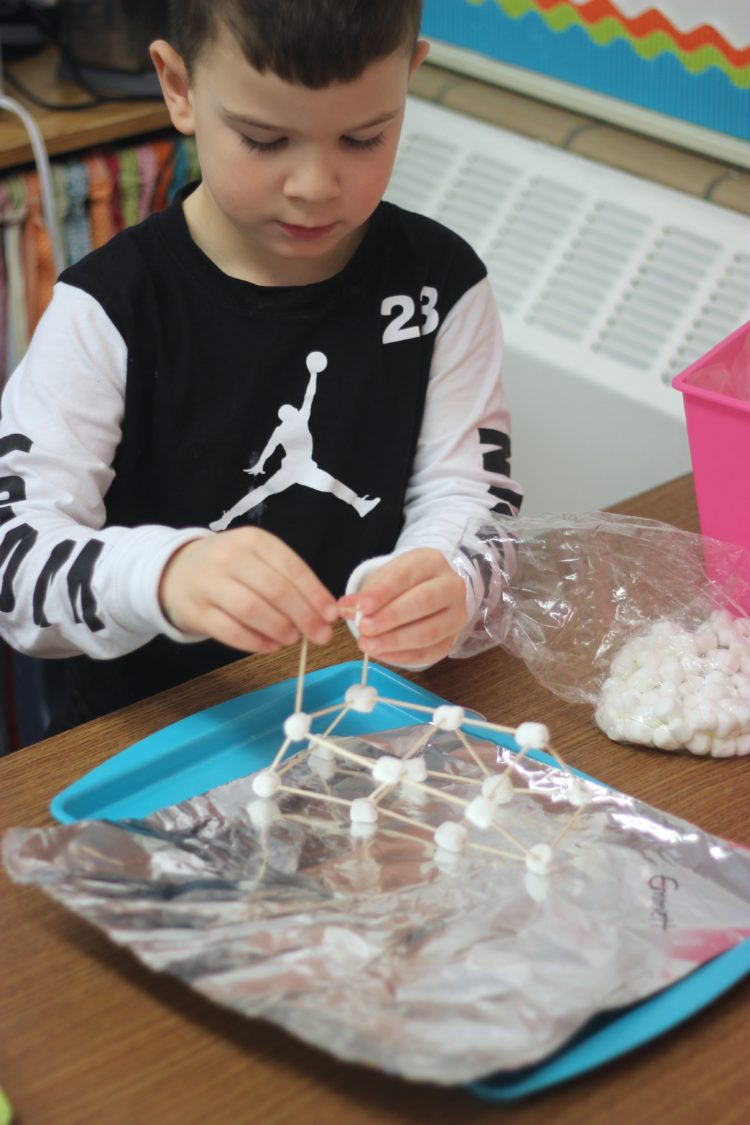 100th Day of School Station Activities for Kindergarten