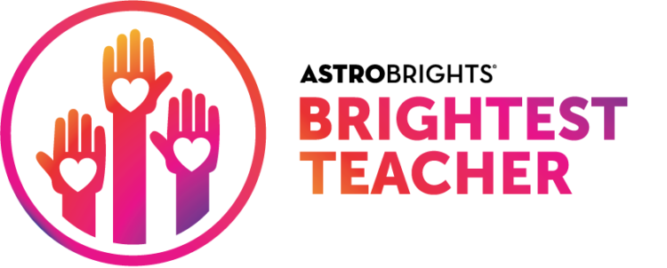 Astrobrights Brightest Teacher Contest