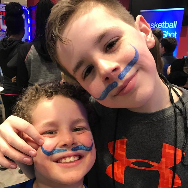 Making memoriesand mustaches hfmich Springfest! Love hanging with our favoritehellip