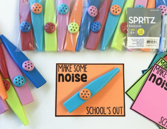 Send Them Off For The Summer with a School's Out Freebie and Summer Review Packet